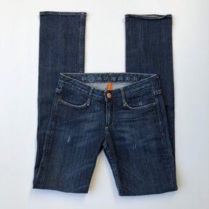 Earnest Sewn Manhatta Straight Leg Jeans